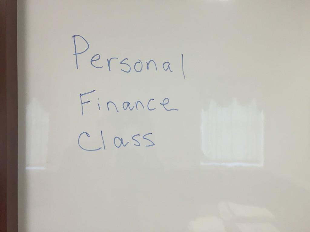 Personal Finance Class