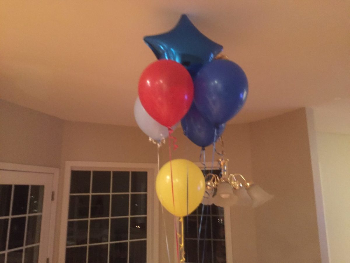 photo of bunch of balloons